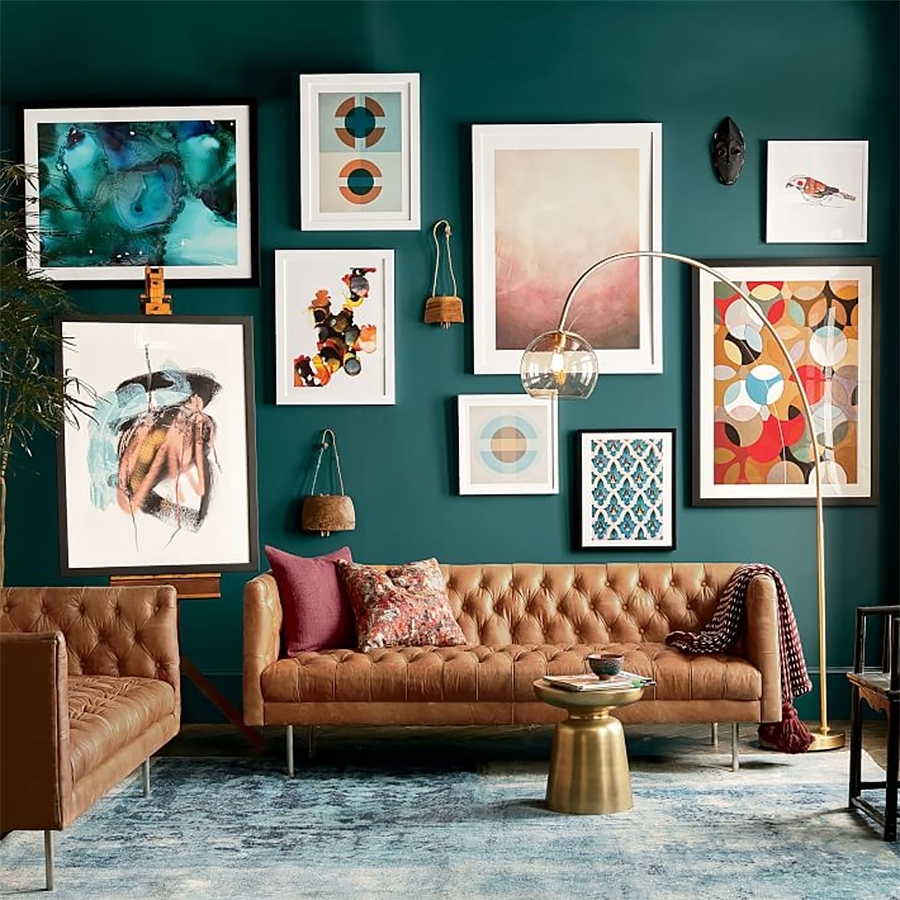 Fashionable Serdalgur For West Elm Wall Art (View 14 of 20)