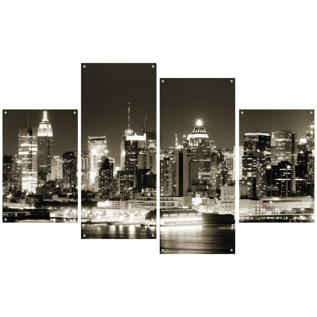 Fashionable Wall Art New York City – Elitflat Pertaining To New York Wall Art (View 20 of 20)
