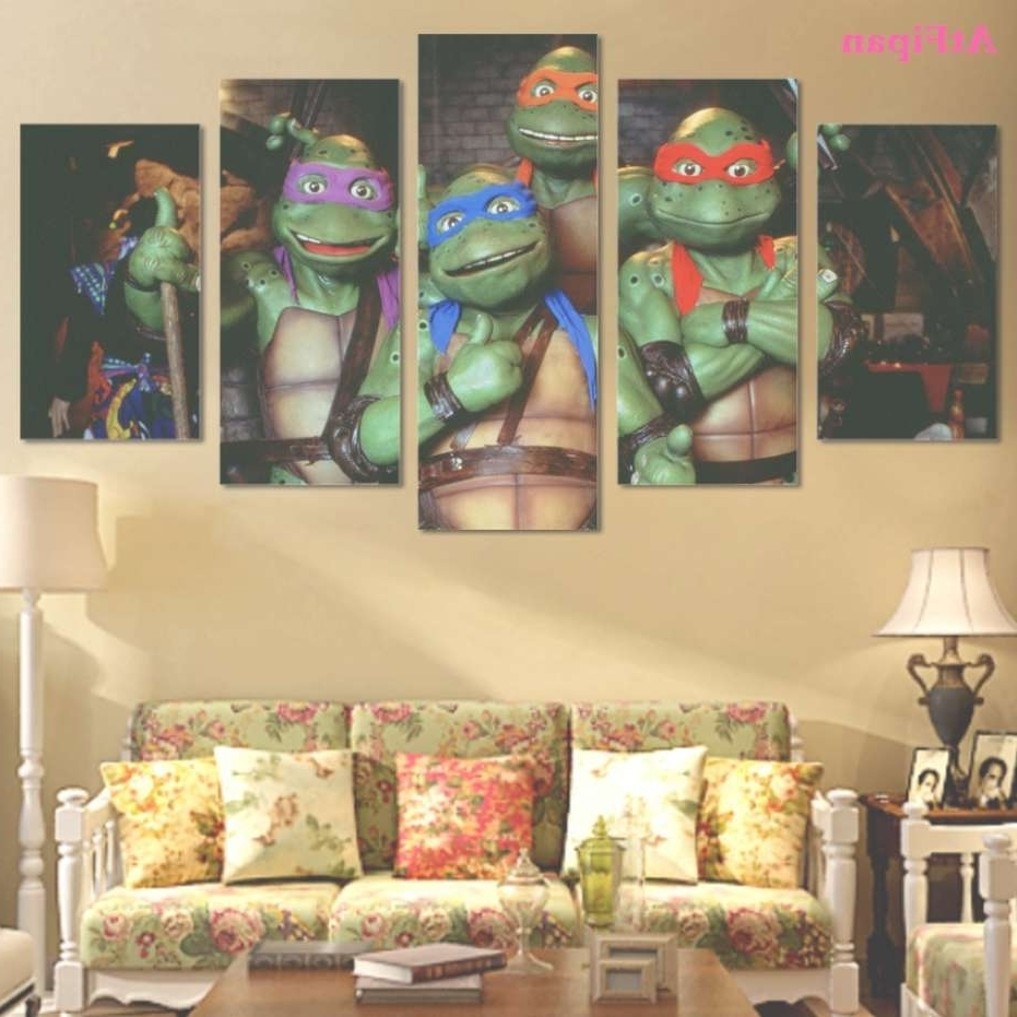 Displaying Gallery of Ninja Turtle Wall Art (View 12 of 20 Photos)