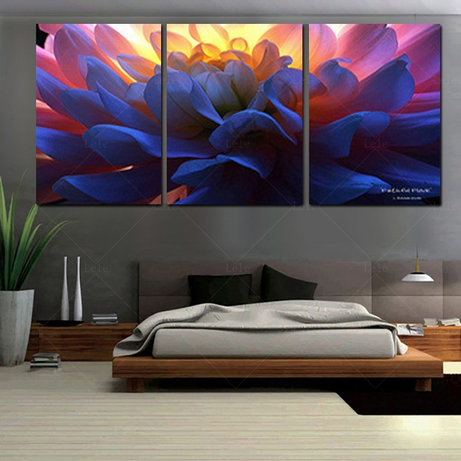 Favorite Large Paintings For Cheap Oversized Wall Art 3 Piece Canvas Art Diy With Regard To Cheap Oversized Canvas Wall Art (View 9 of 20)