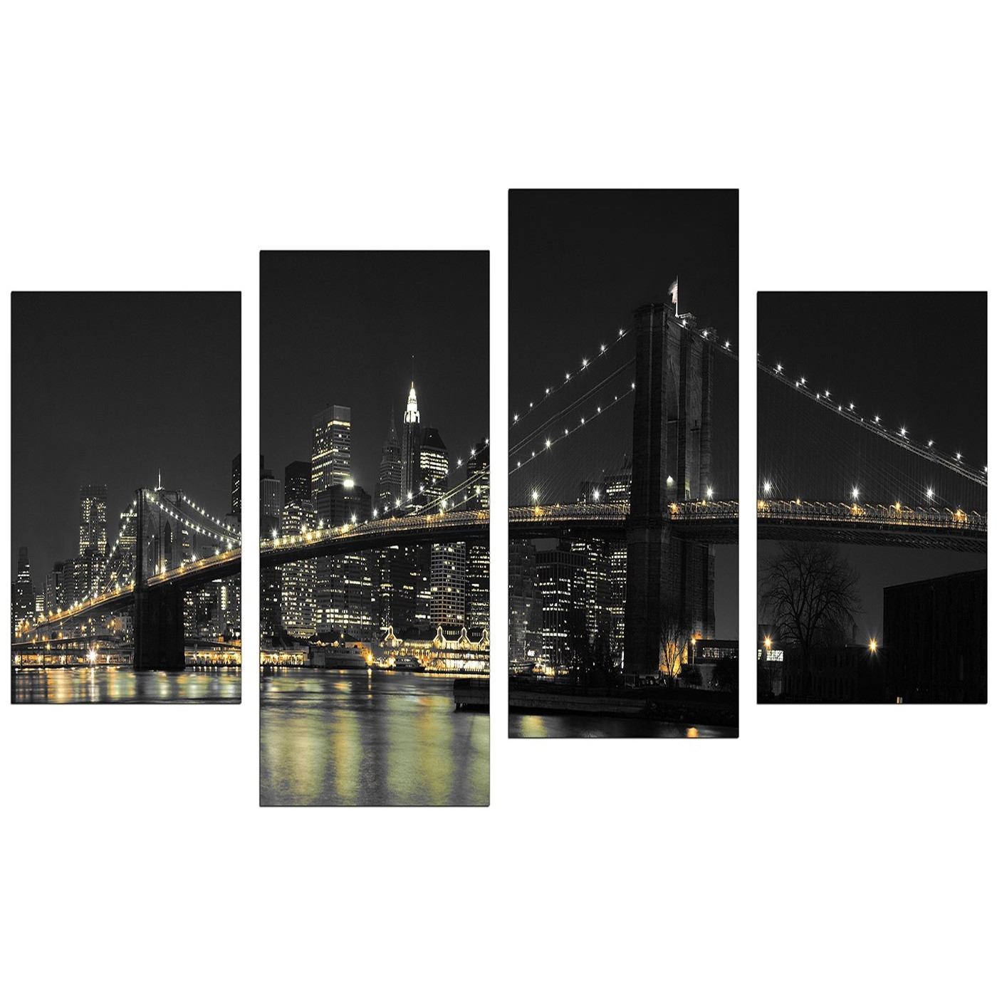 Favorite New York Canvas Wall Art Inside Canvas Wall Art Of New York For Your Office – 4 Part (View 5 of 15)