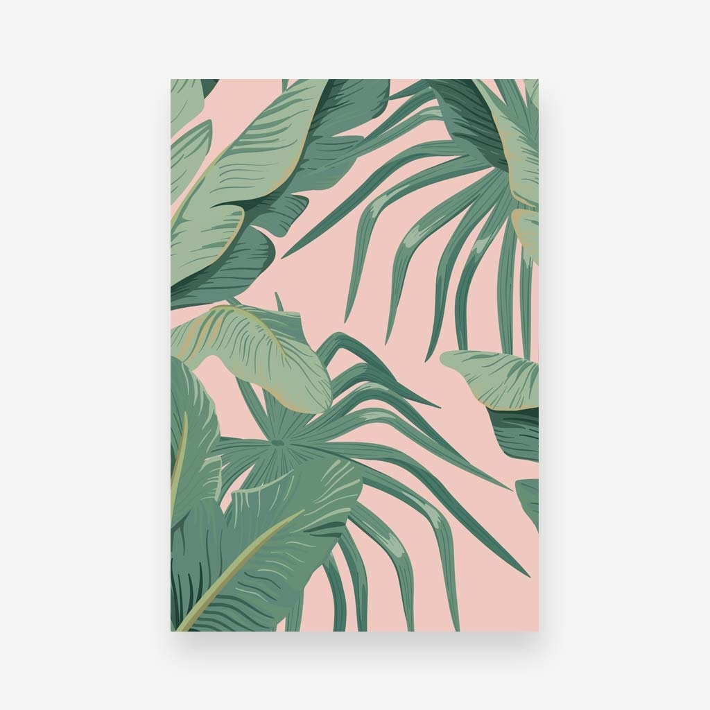 Favorite Tropical Plant Wall Image Of Tropical Wall Art – Prix Dalle Beton Within Tropical Wall Art (View 7 of 20)