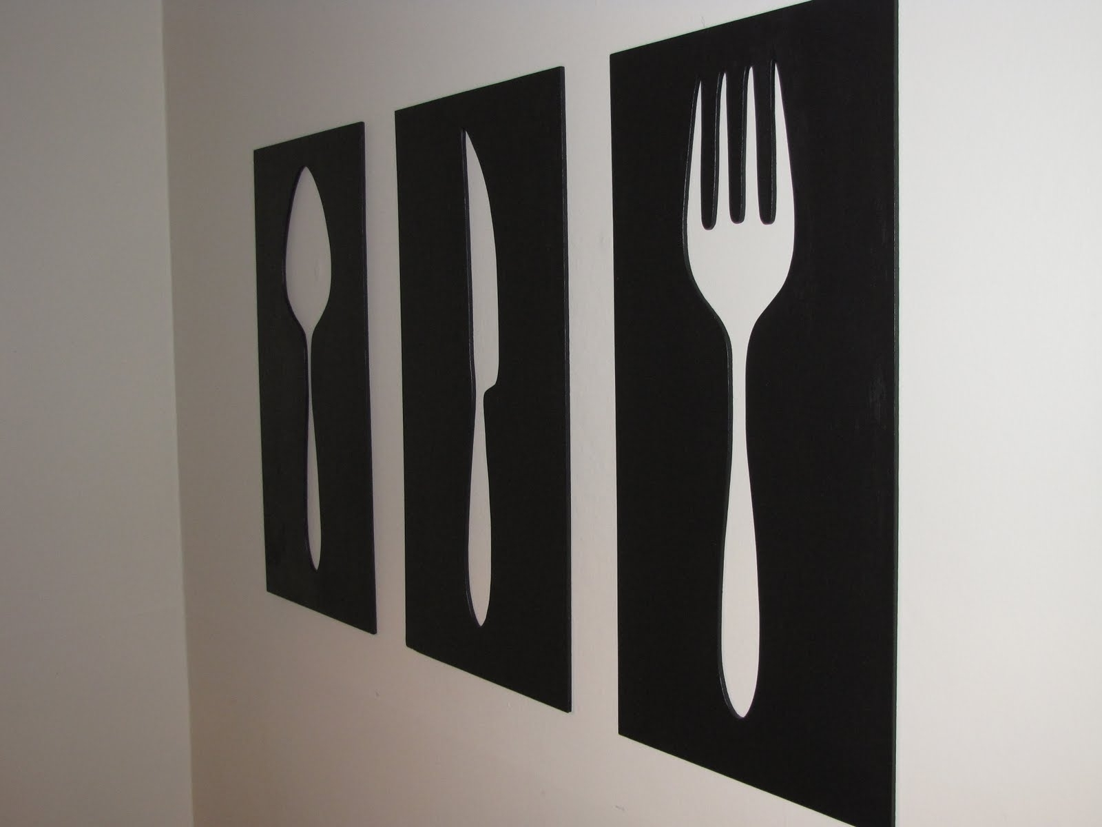 Fork And Spoon Wall Art Regarding Famous Spoon And Fork Wall Decor – Www.fitful (Gallery 11 of 20)