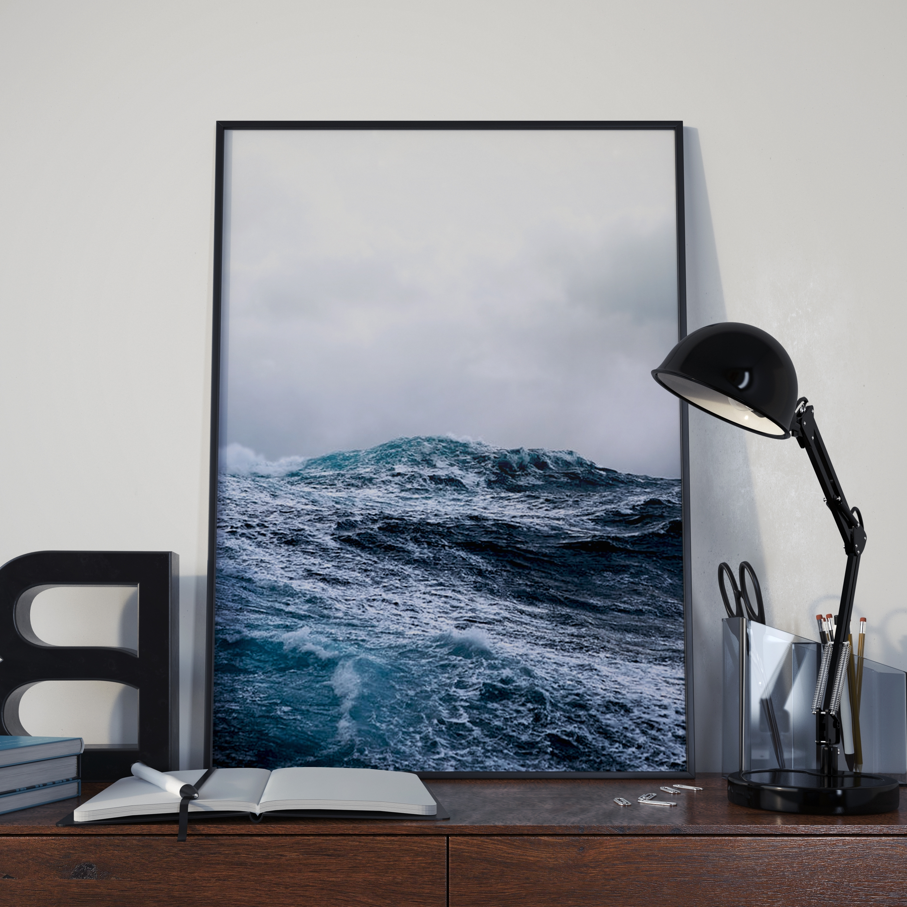 Featured Photo of Ocean Wall Art