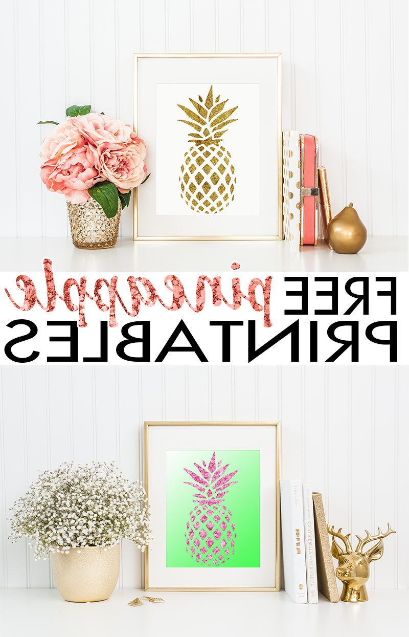 Free Printable – Hairspray And Highheels In Most Recently Released Free Printable Wall Art (View 7 of 20)