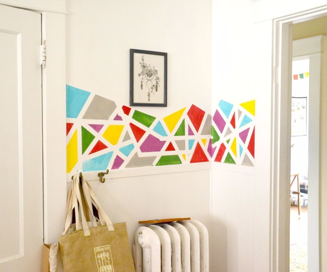 Geometric Wall Art With Regard To Most Recent Popular Geometric Wall Art — Zachary Horne Homeszachary Horne Homes (Gallery 5 of 20)