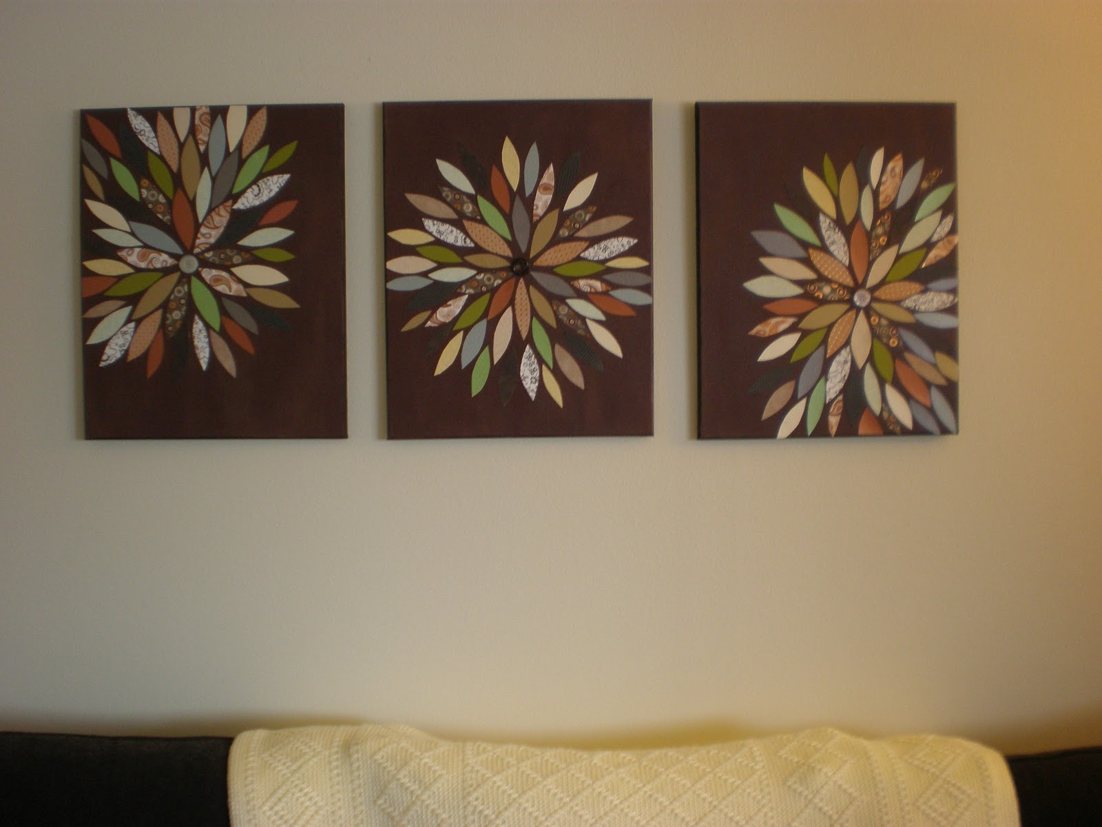 Gestablishment Home Ideas : Canvas Art Intended For Well Known Diy Wall Art Projects (Gallery 4 of 20)