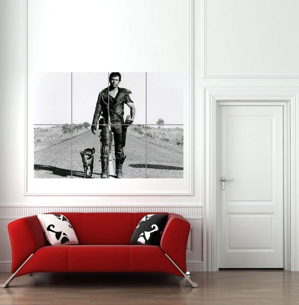 Giant Wall Art Intended For Latest Amazon: Mad Max Giant Wall Art Poster B584: Posters & Prints (Gallery 9 of 20)