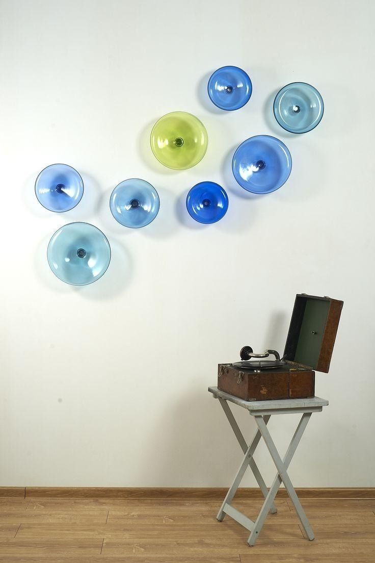 Glass Wall Art Throughout Popular Glass Plate Wall Art (View 13 of 20)