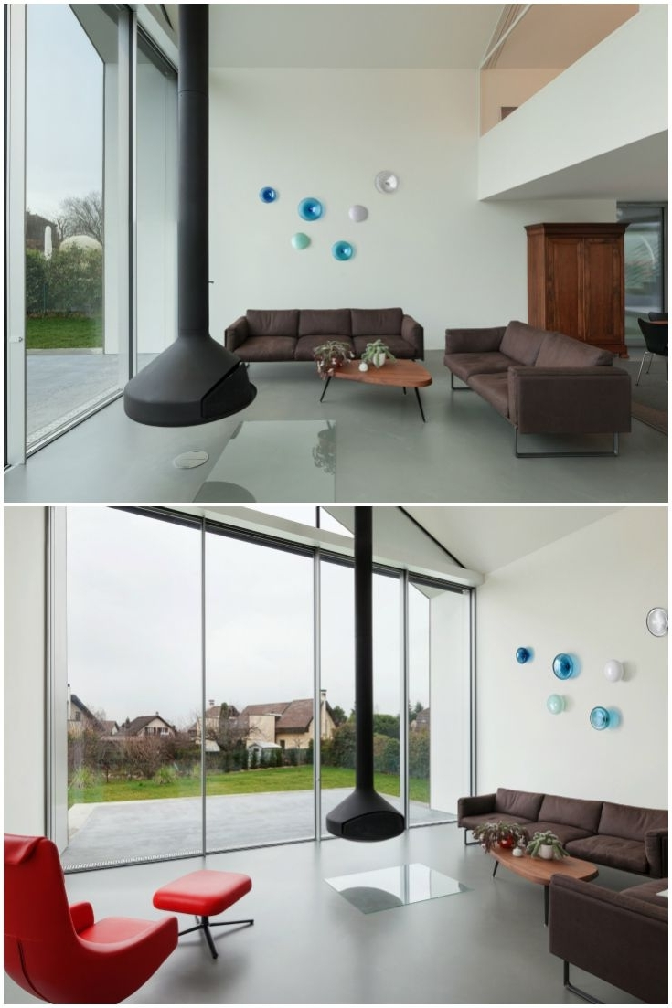 Hand Blown Glass Wall Art Installationalvitra Design (View 7 of 20)