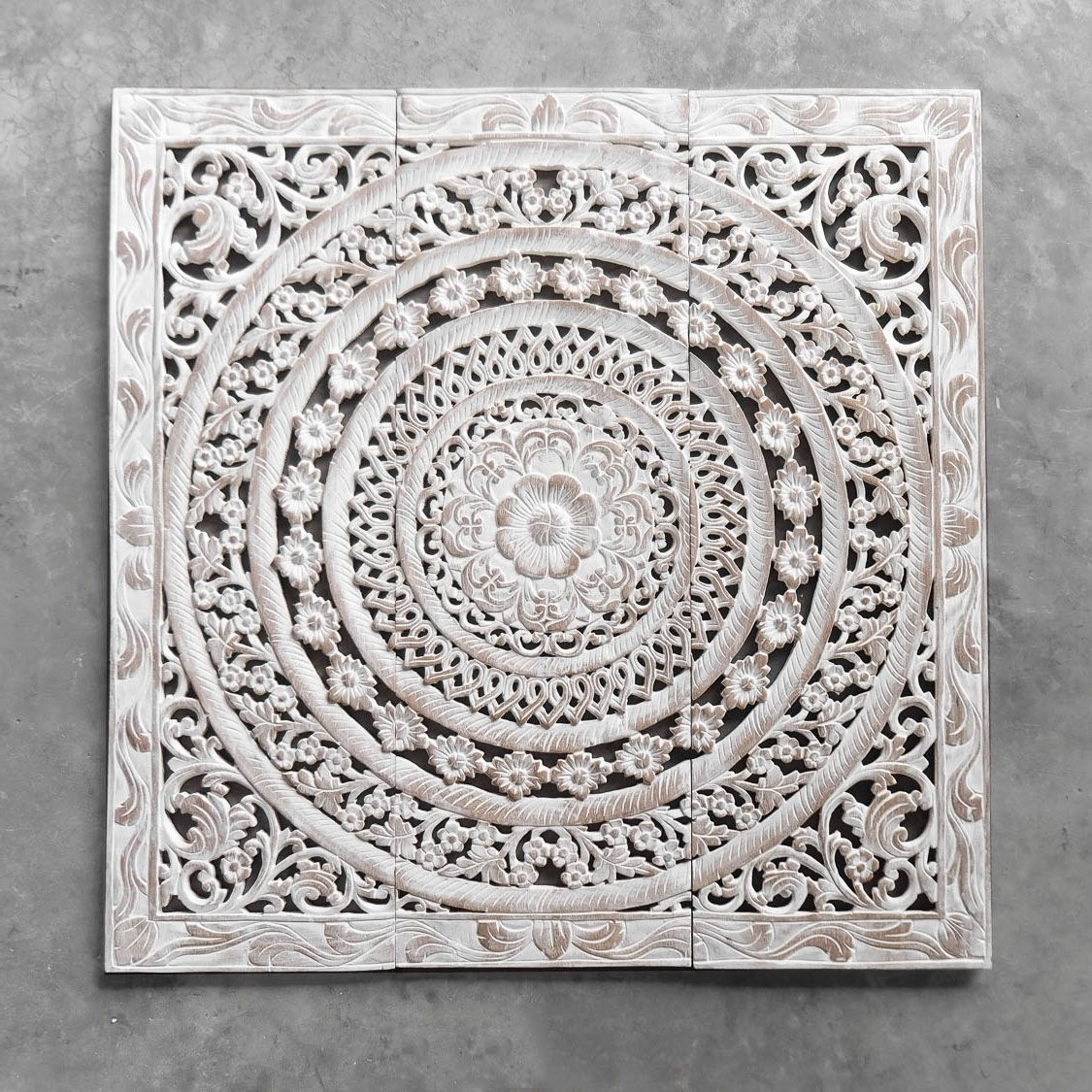 Hand Carved Wood Wall Decor Moroccan Decent Wood Carving Wall Art In Most Current Carved Wood Wall Art (View 10 of 15)