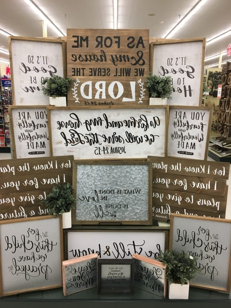 Hobby Lobby Wall Art – Culturehoop Inside Fashionable Hobby Lobby Wall Art (View 6 of 20)