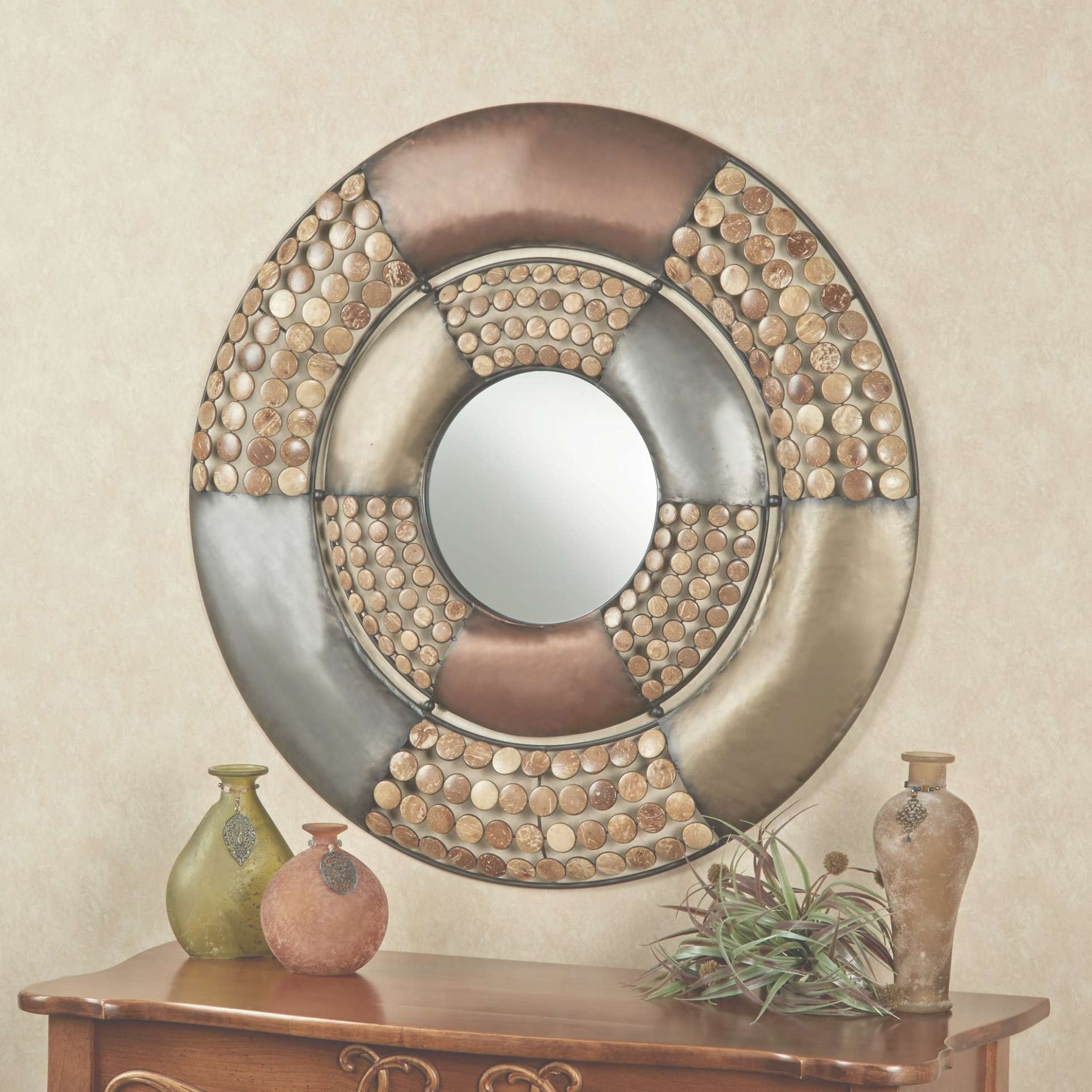 Home Design Decor Regarding Round Wall Art (View 6 of 20)