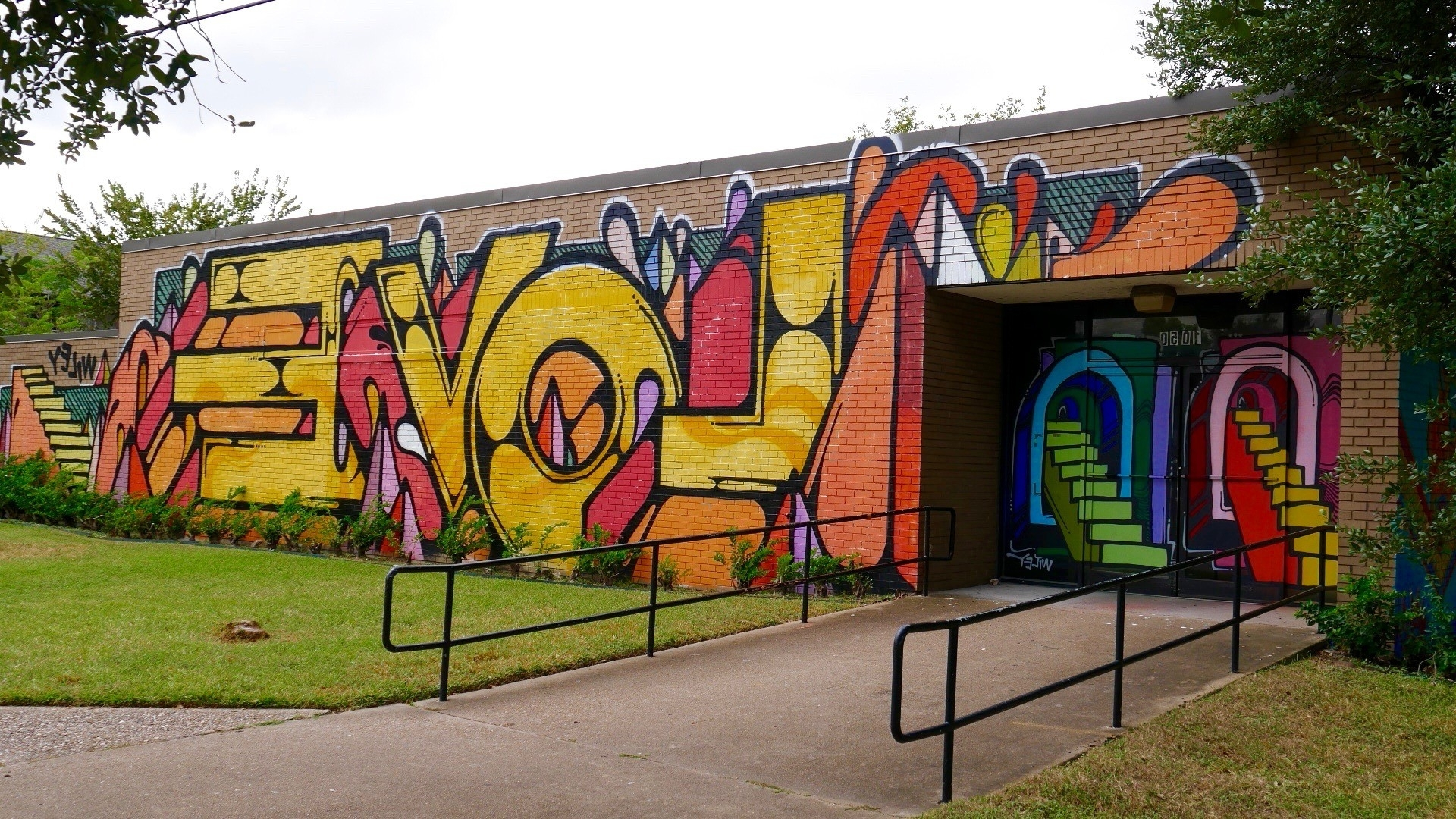 Houston For Newest Houston Wall Art (View 4 of 20)