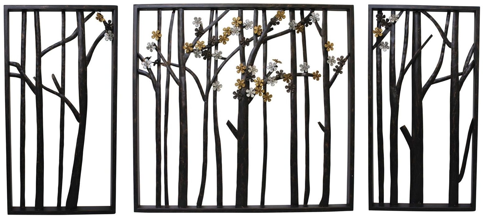 Iron Wall Art With Regard To Well Known Awesome Wall Art Decor Best Relief Iron Outdoor Appreciated Living (View 8 of 20)