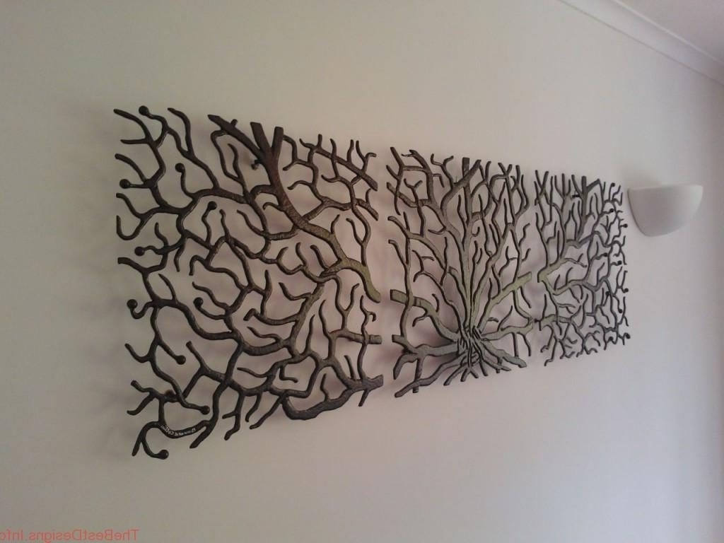 Iron Wall Art Within Most Current Iron Wall Art – Blogtipsworld (View 9 of 20)
