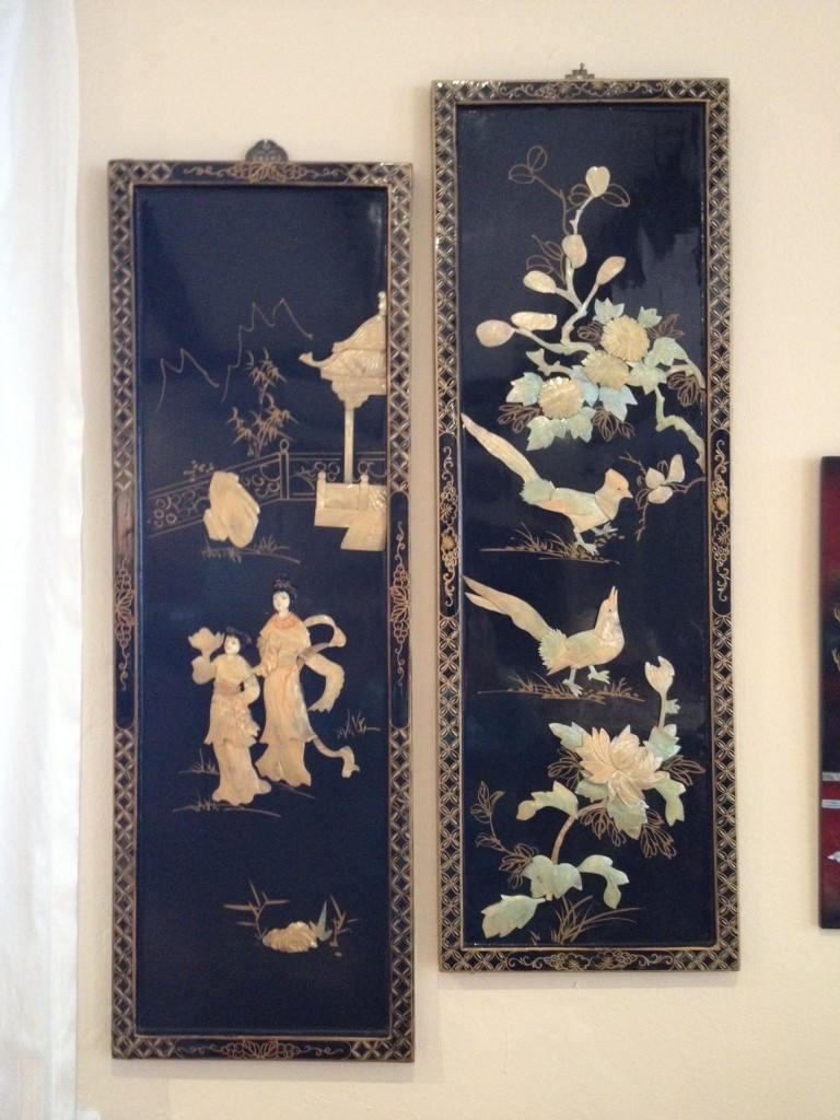 Japanese Wall Art In Well Known Japanese Wall Art – Aladin La Cala S.l. (Gallery 9 of 20)