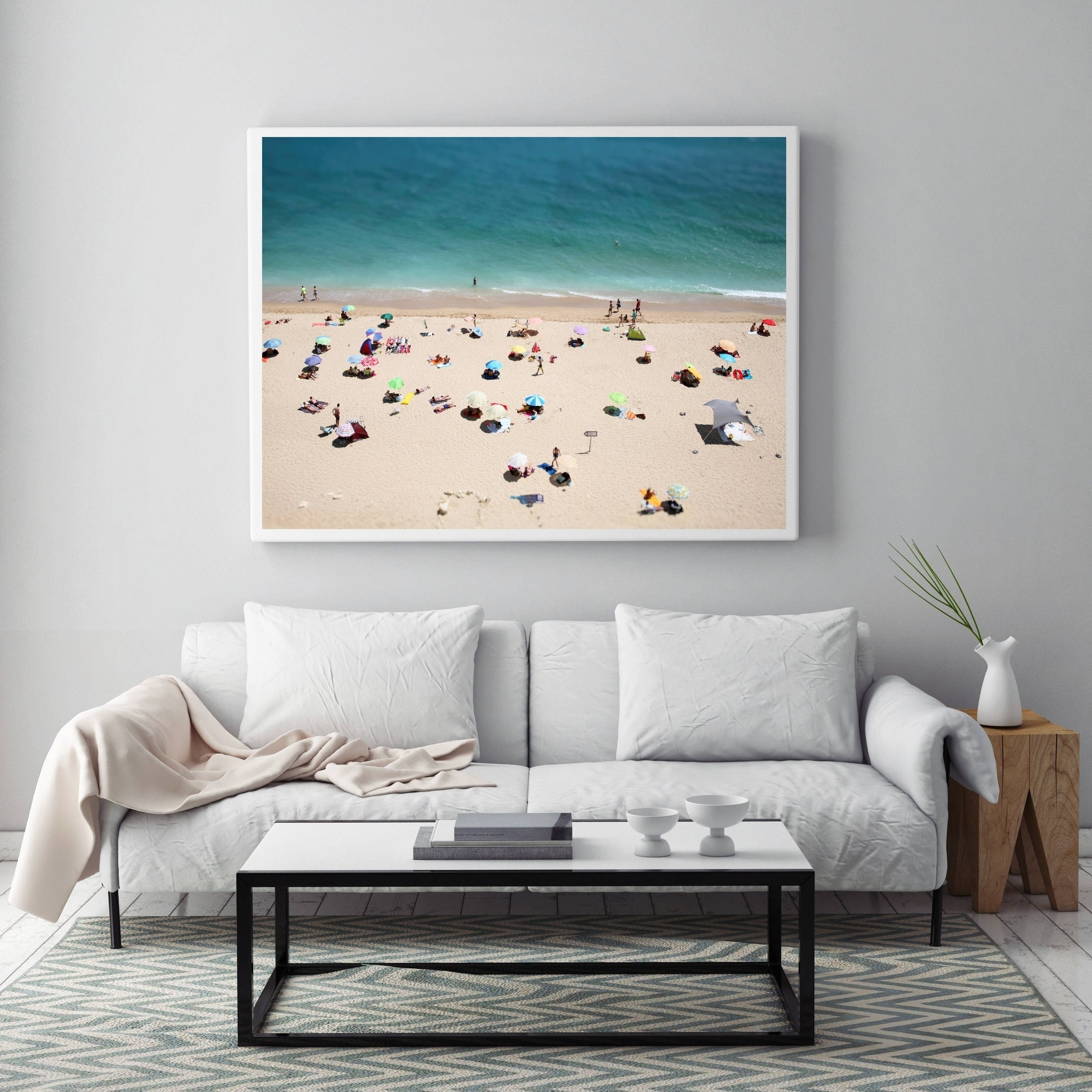 Large Coastal Wall Art Regarding 2017 31 Best Of Large Coastal Wall Art (View 6 of 20)
