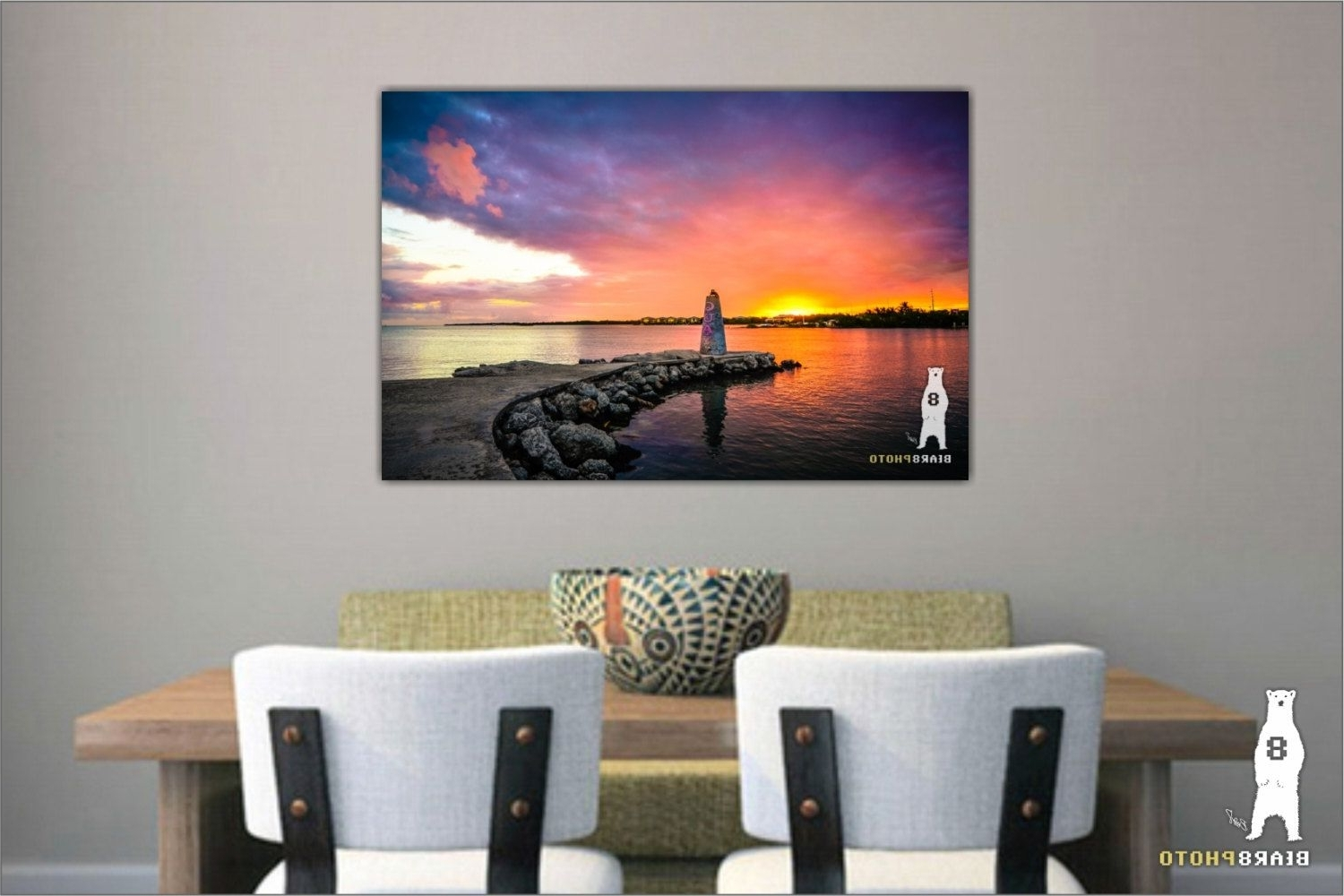 Latest Florida Wall Art For Sunset Photography, Photo Prints, Florida Keys Sunset, Florida Wall (View 14 of 20)