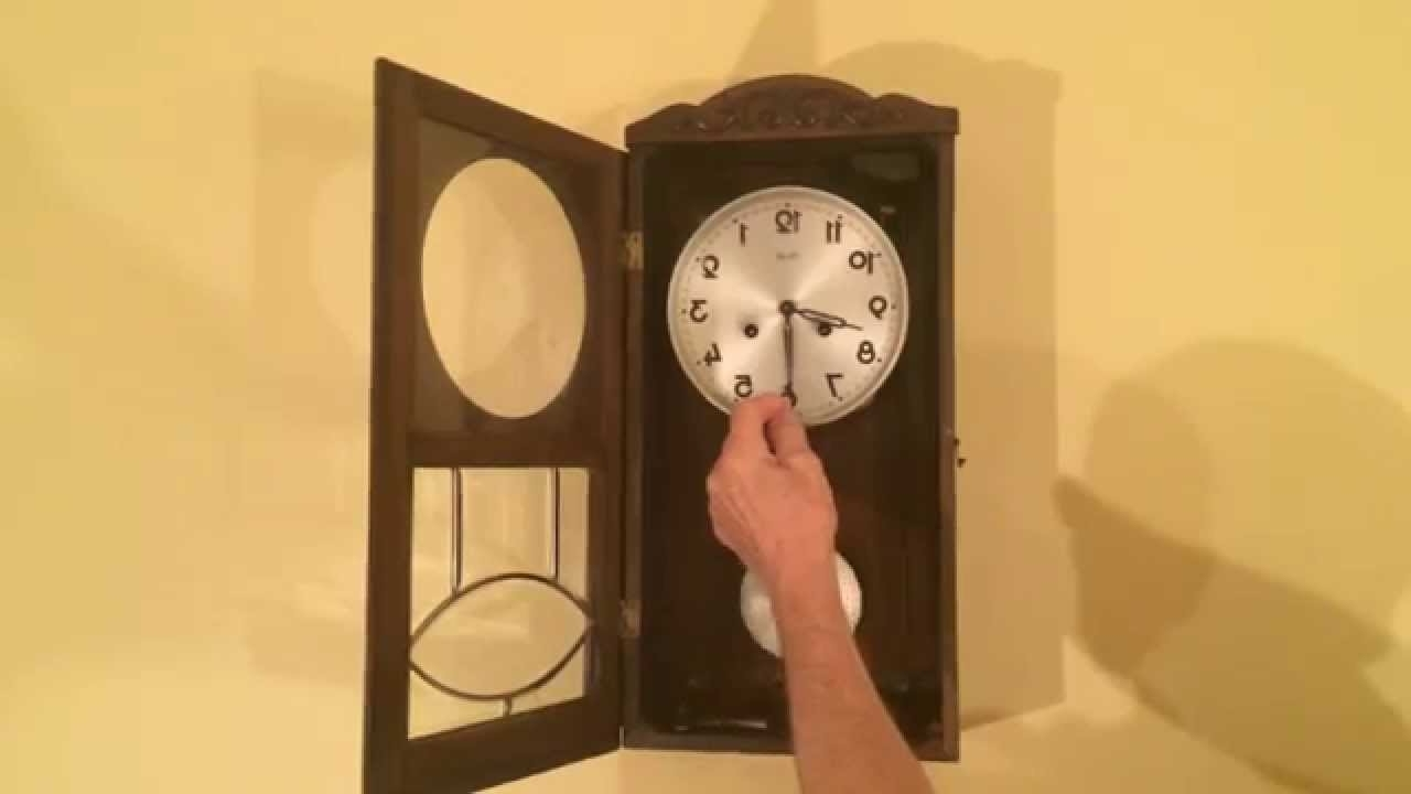Latest Kienzle Art Deco Wall Clock With – Youtube For Art Deco Wall Clock (View 18 of 20)