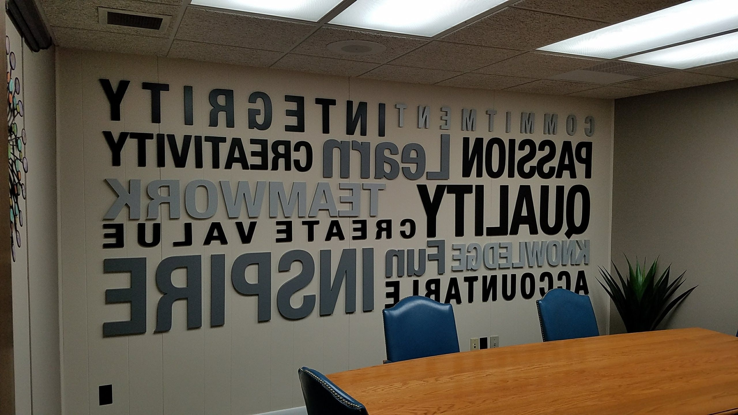 Latest Office Wall Art Throughout Office Wall Art Created With Vectric Software #vectric #cnc (View 6 of 15)
