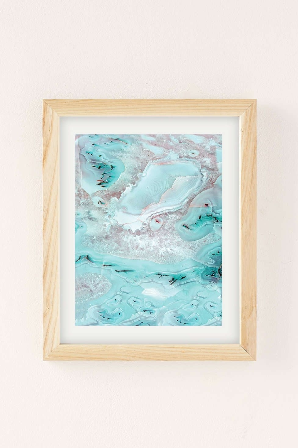Latest Urban Outfitters Wall Art Pertaining To Enjoyable Urban Outfitters Wall Art Minimalist Uo Custom Agate Print (View 4 of 20)
