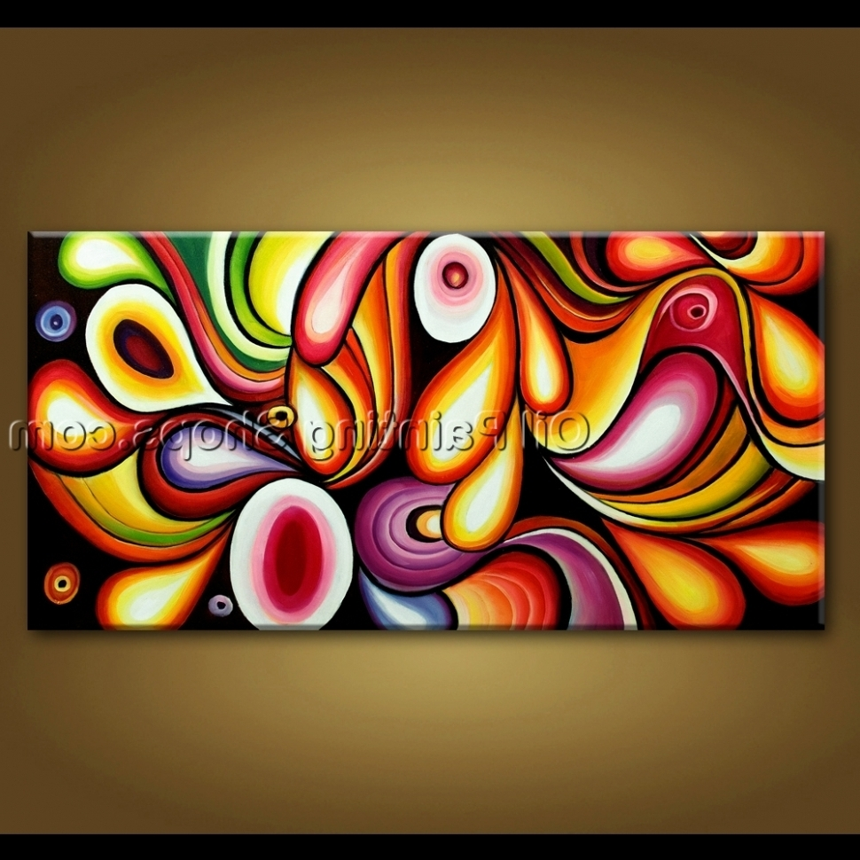 Latest Wall Art Paintings – Culturehoop Throughout Wall Art Paintings (View 9 of 20)