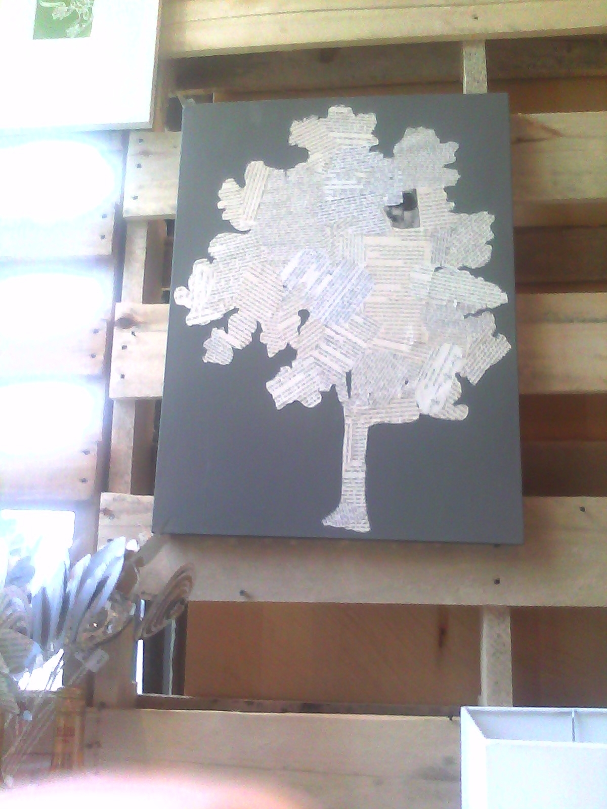 Latest West Elm Wall Art Within Inside Out Design: West Elm Wall Art  Copied! (Gallery 11 of 20)