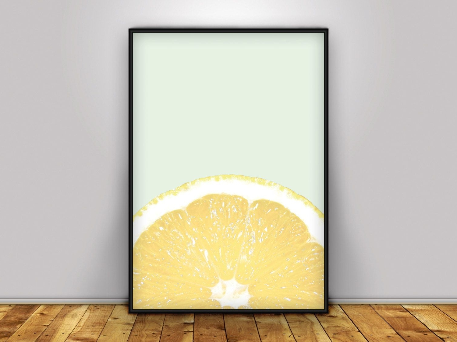 Lemon Wall Art, Wall Art, Lemon Print, Kitchen Art, Citrus Print Inside Newest Lemon Wall Art (Gallery 6 of 20)