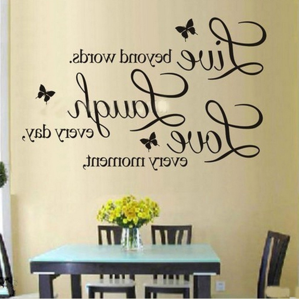 Live Laugh Love Wall Art With Trendy Live Laugh Love Wall Art Fabulous Live Love Laugh Wall Decor Inside (Gallery 12 of 20)