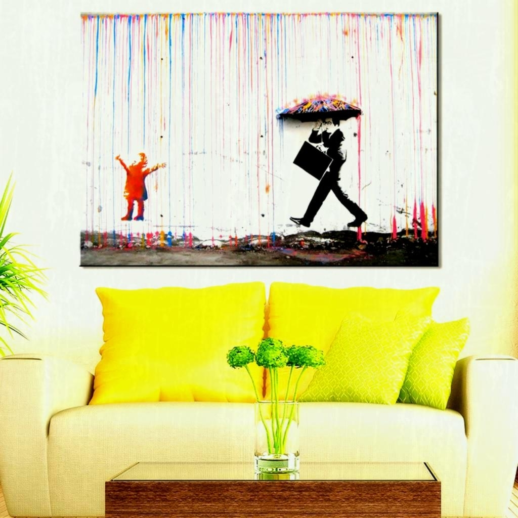 Living Room Paintings Oil Canvas Buddha Wall Art – Creative Living Intended For Well Known Living Room Painting Wall Art (Gallery 10 of 20)