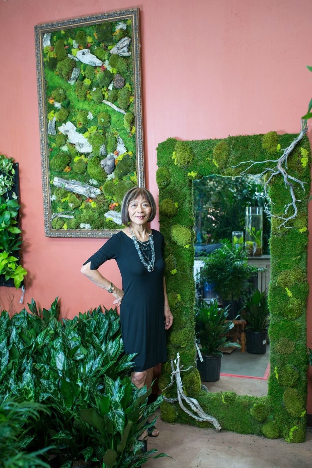 Living Wall Art — Exotic Plants Pertaining To Fashionable Living Wall Art (View 20 of 20)