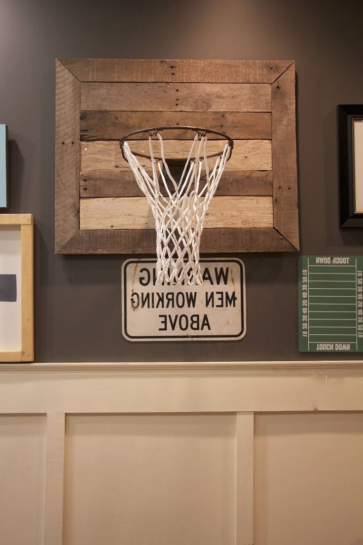 Manly Wall Art Inside Well Known Sport Room Ideas Sports Kids Boys On Nobby Design Manly Wall Art Diy (View 12 of 20)