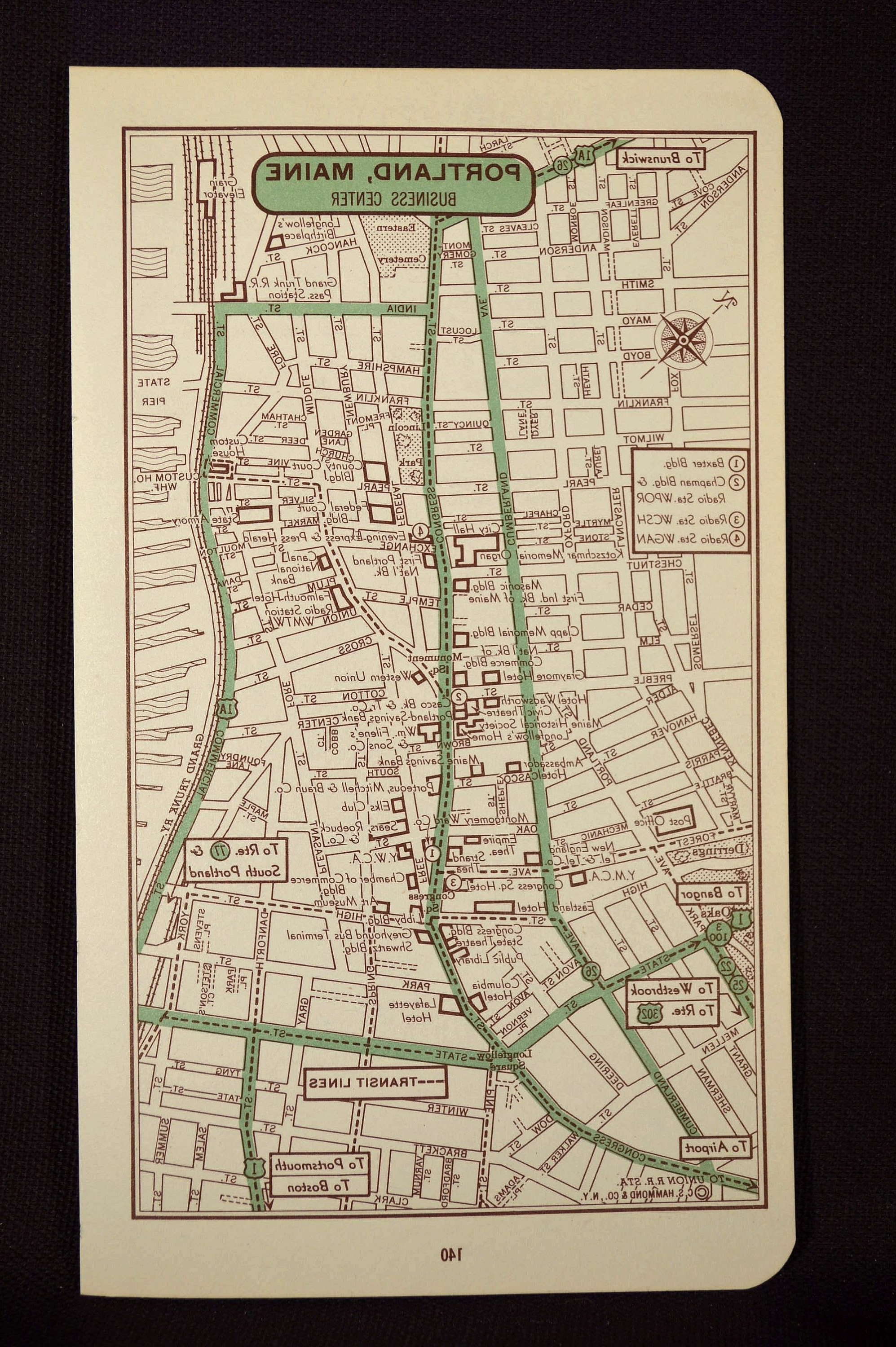 Map Wall (View 6 of 20)