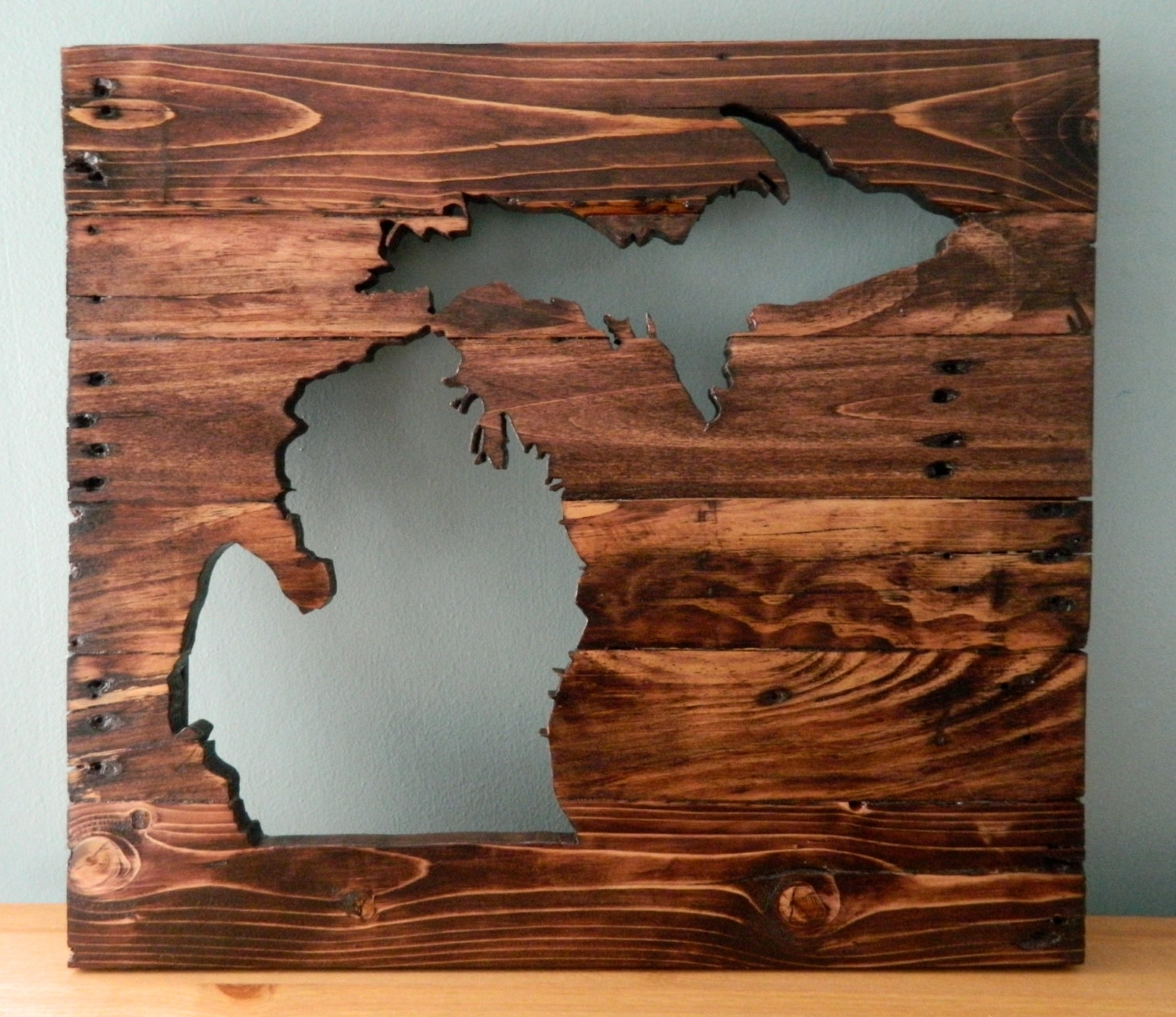 Michigan Wall Art With Latest Michigan Wall Art – Elitflat (View 12 of 20)