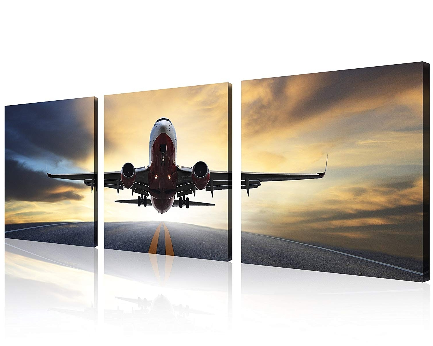 2019 Best Of Airplane Wall Art