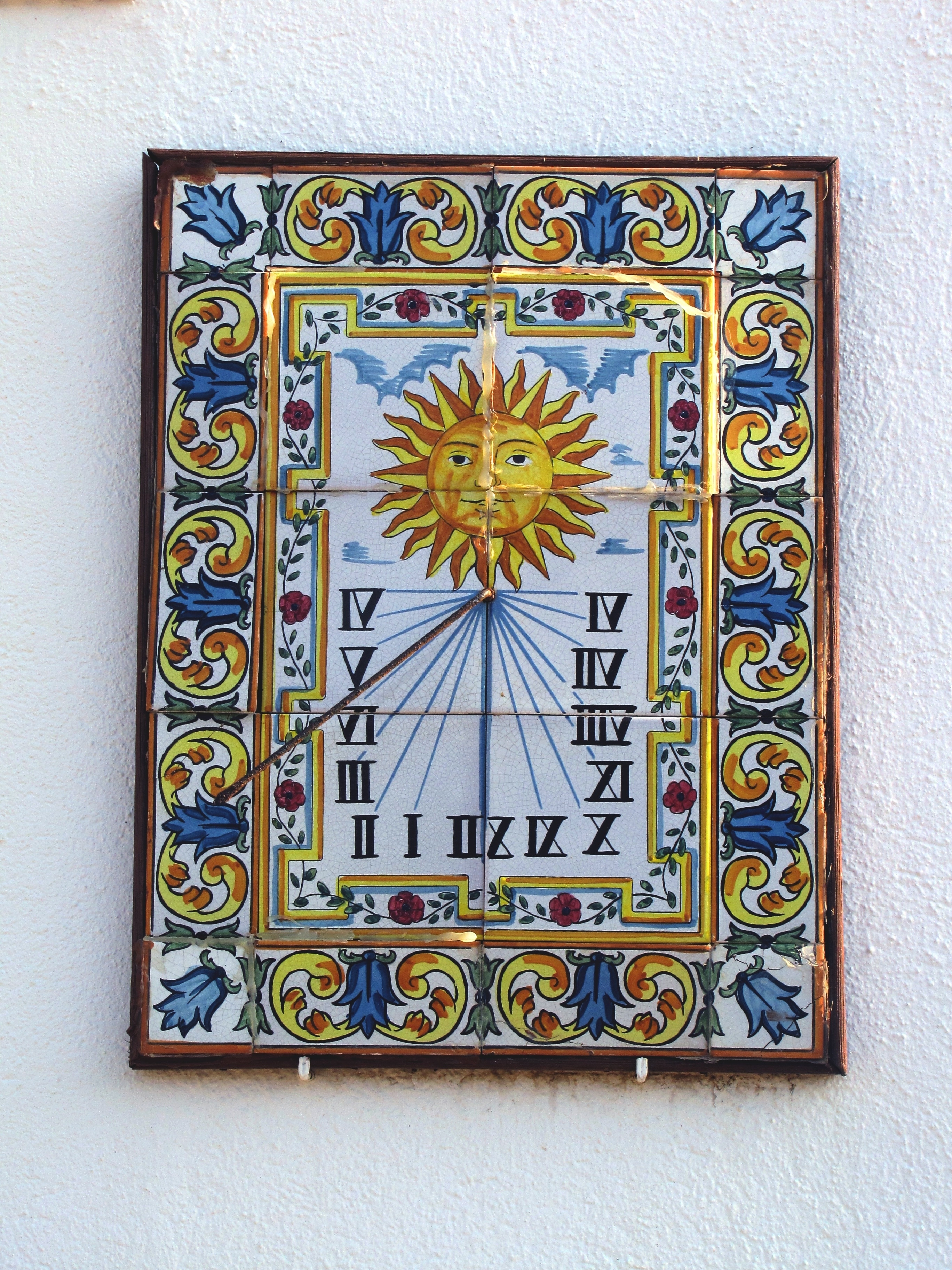 Most Popular Free Images : Sun, Window, Time, Pattern, Material, Timepiece In Stained Glass Wall Art (View 18 of 20)