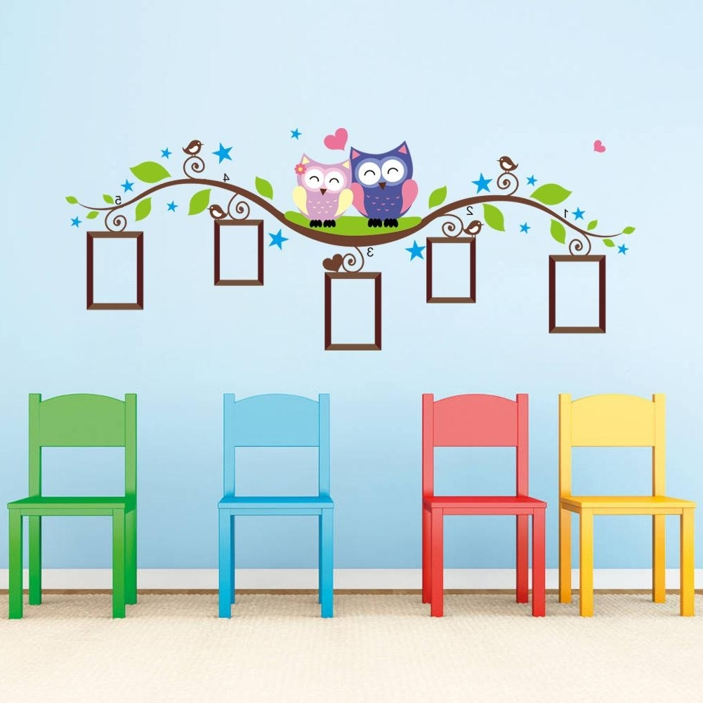 Most Popular Kids Wall Art Intended For Simple Kids Wall Decor : New Kids Furniture – Nice Kids Wall Decor (View 9 of 15)