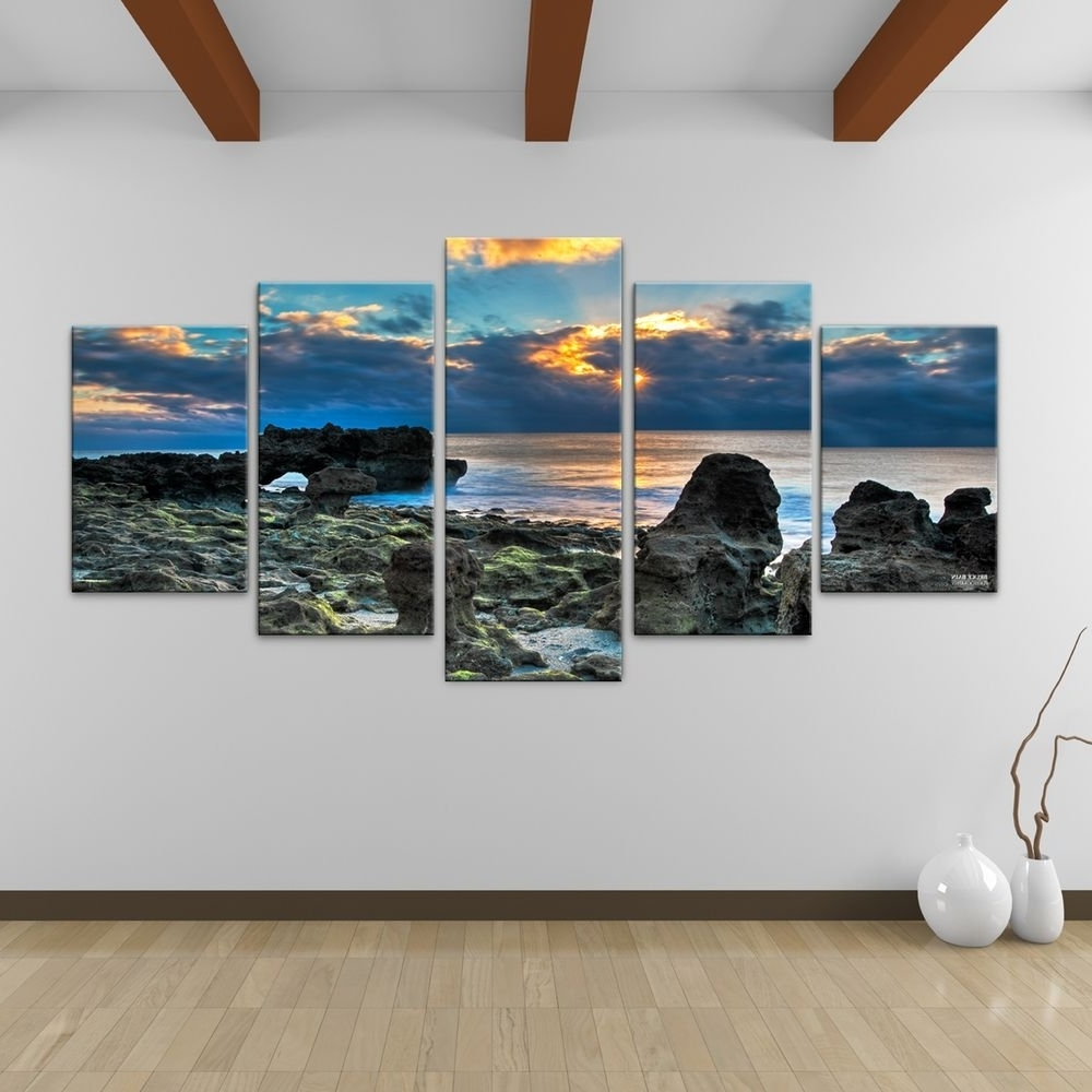 Most Recent Elegant Canvas Wall Art Overstock (View 6 of 20)