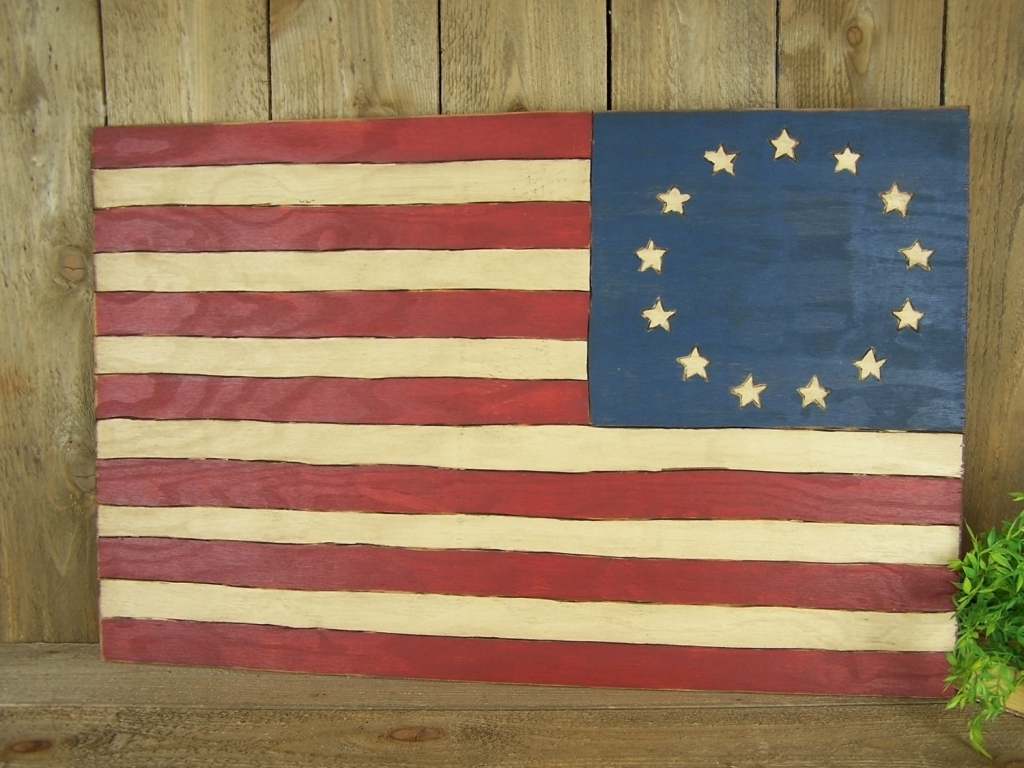 Most Recent Wooden American Flag Wall Art Regarding 51 Wooden American Flag Wall Art Wooden Walls Regarding Painted Flag (Gallery 20 of 20)