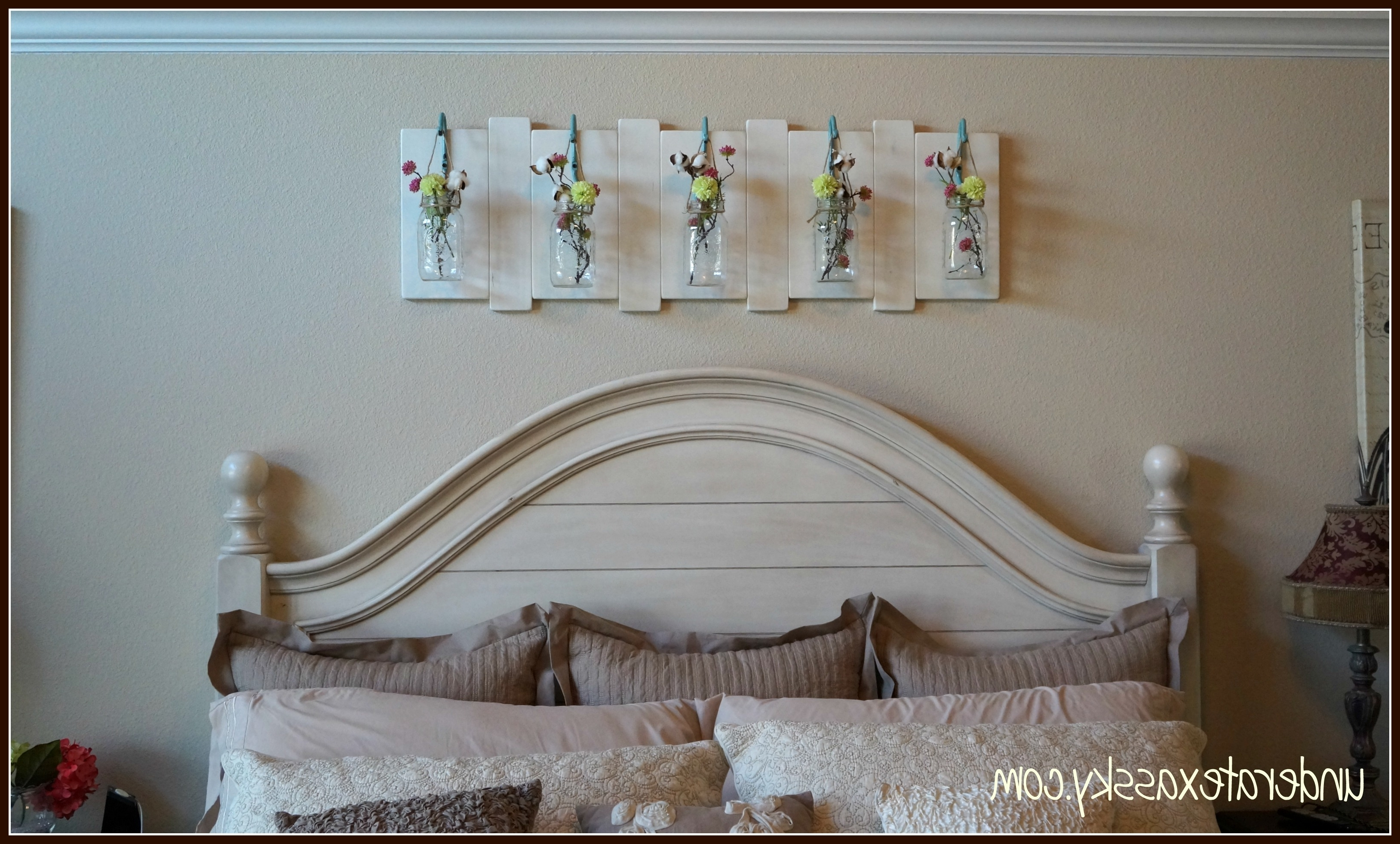 Most Recently Released Hanging Mason Jars – Under A Texas Sky With Mason Jar Wall Art (View 12 of 20)