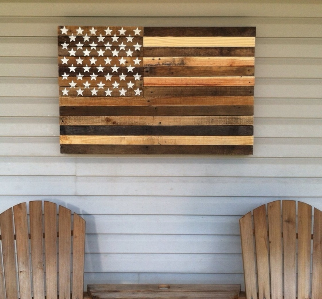 Most Recently Released Pallet Wall Art For Wood Pallets Decorating Art Ideas Exclusive Wood Pallet Wall Decor (View 4 of 15)