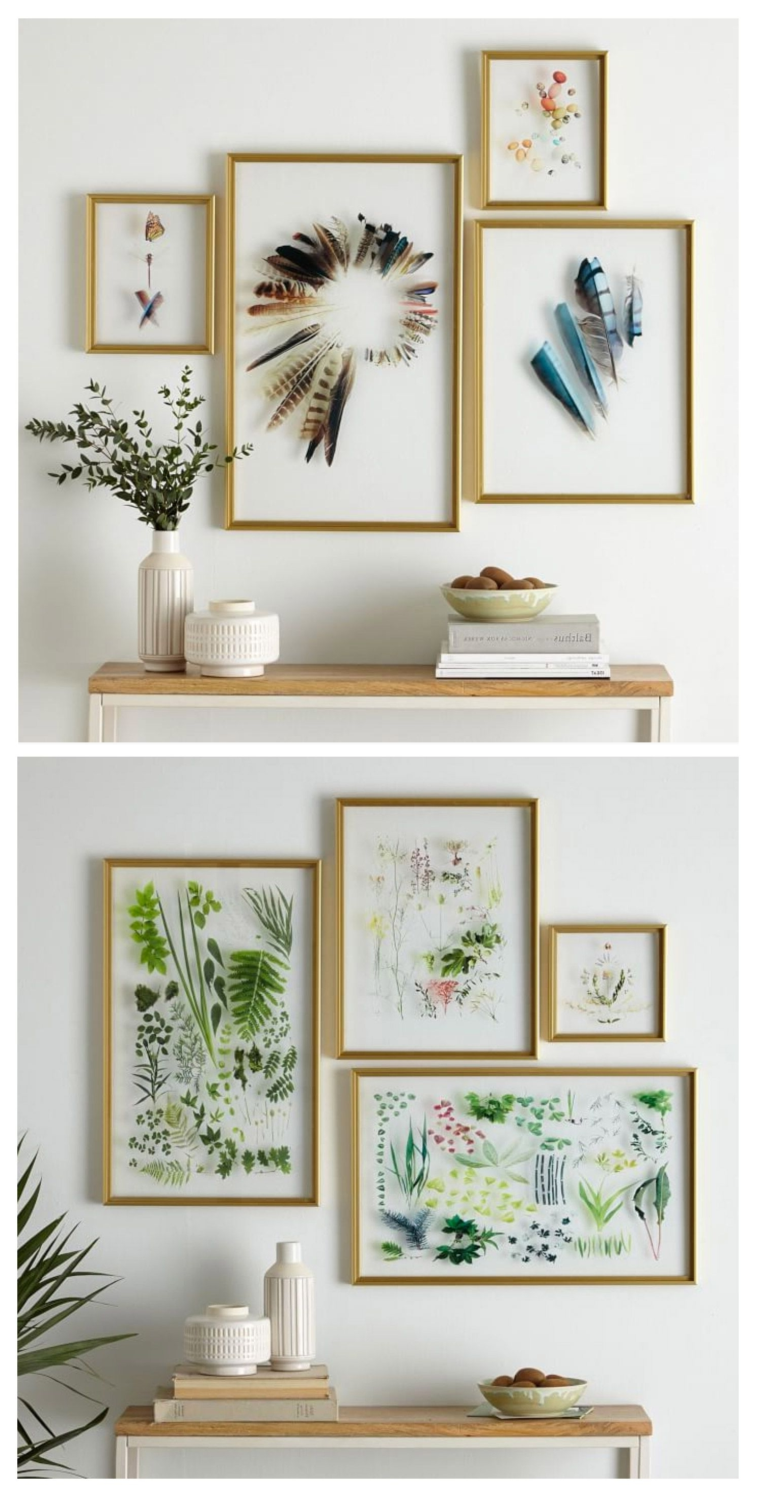 Most Recently Released West Elm Wall Art Throughout Still Acrylic Wall Art – Spring Botanicals (View 7 of 20)