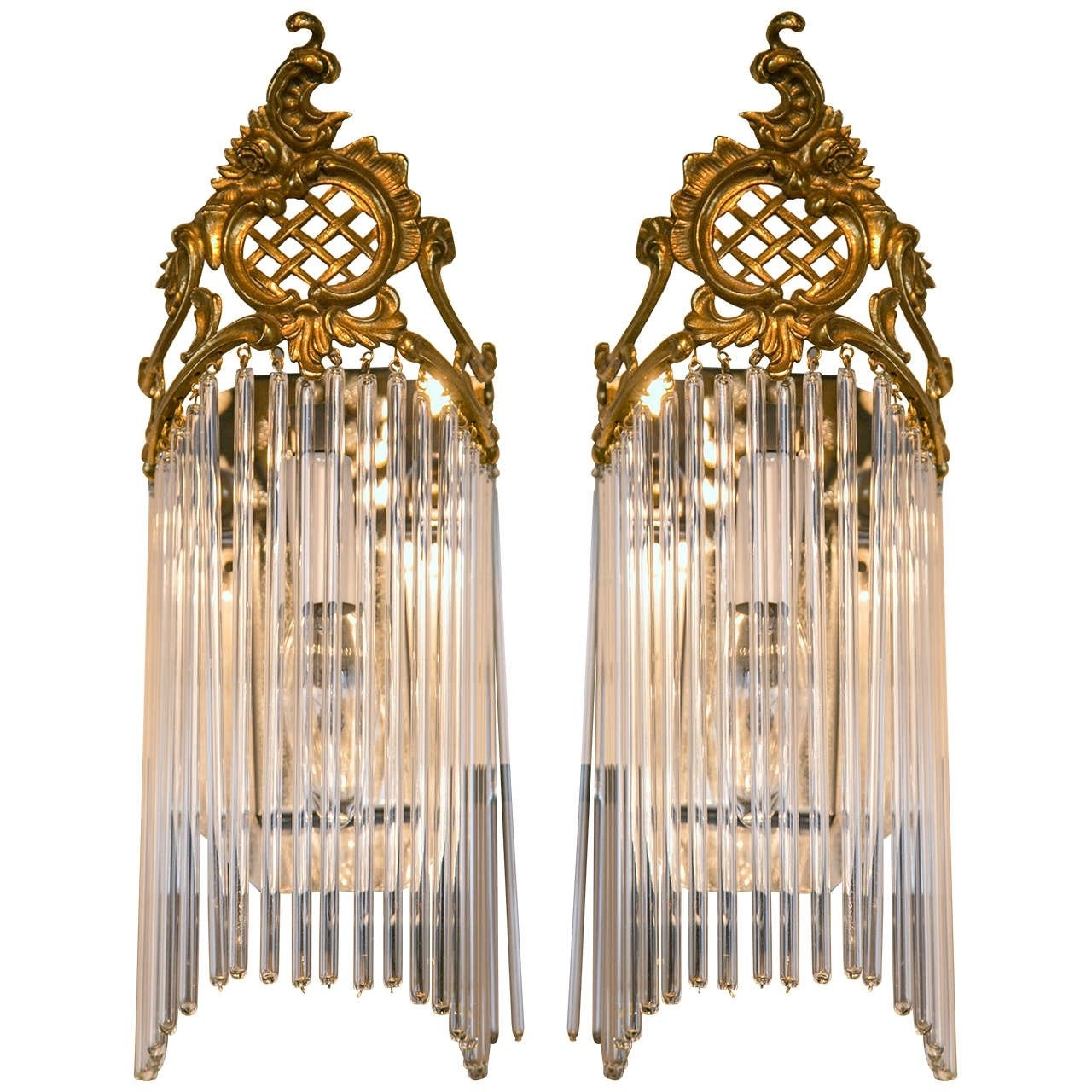 Most Up To Date Art Deco Wall Sconces – Prix Dalle Beton Regarding Art Deco Wall Sconces (View 15 of 20)