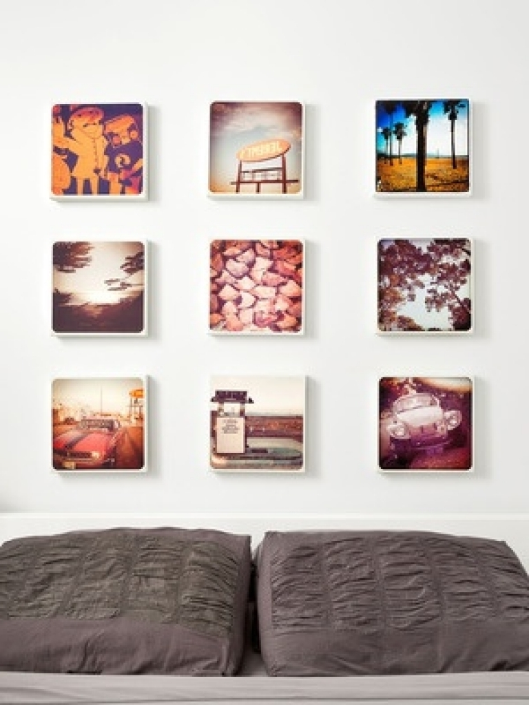 Most Up To Date Instagram Wall Art For Turn Your Instagram Photos Into Wall Art Wall Art Designs Sets (View 14 of 20)