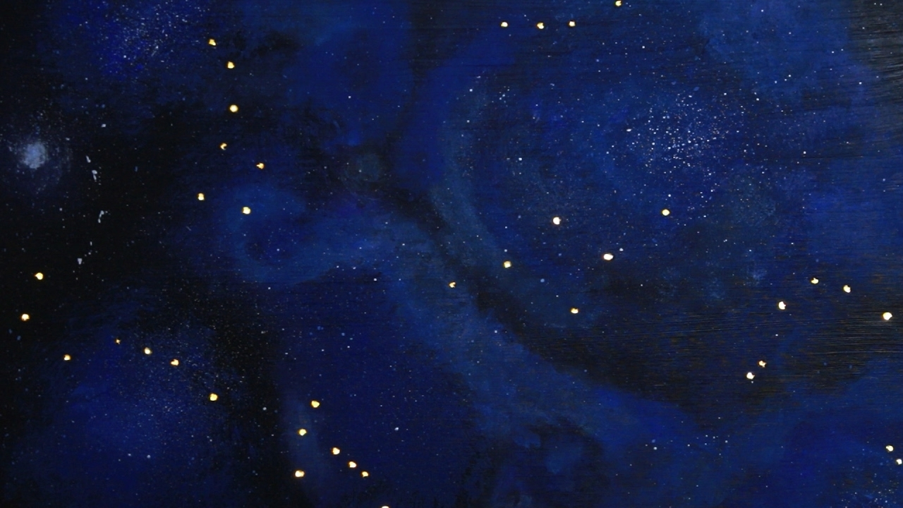 Most Up To Date Light Up Constellation Wall Art – Youtube In Light Up Wall Art (View 13 of 20)
