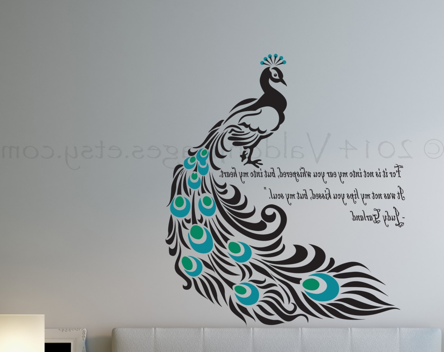 Most Up To Date Peacock Wall Decal Epic Peacock Wall Art – Wall Decoration Ideas For Peacock Wall Art (View 10 of 15)
