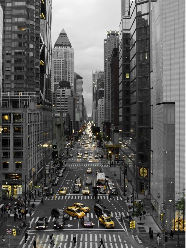 Most Up To Date Saatchi Art: New York City Photograph, Nyc Skyline, Wall Art Decor Inside Nyc Wall Art (View 19 of 20)