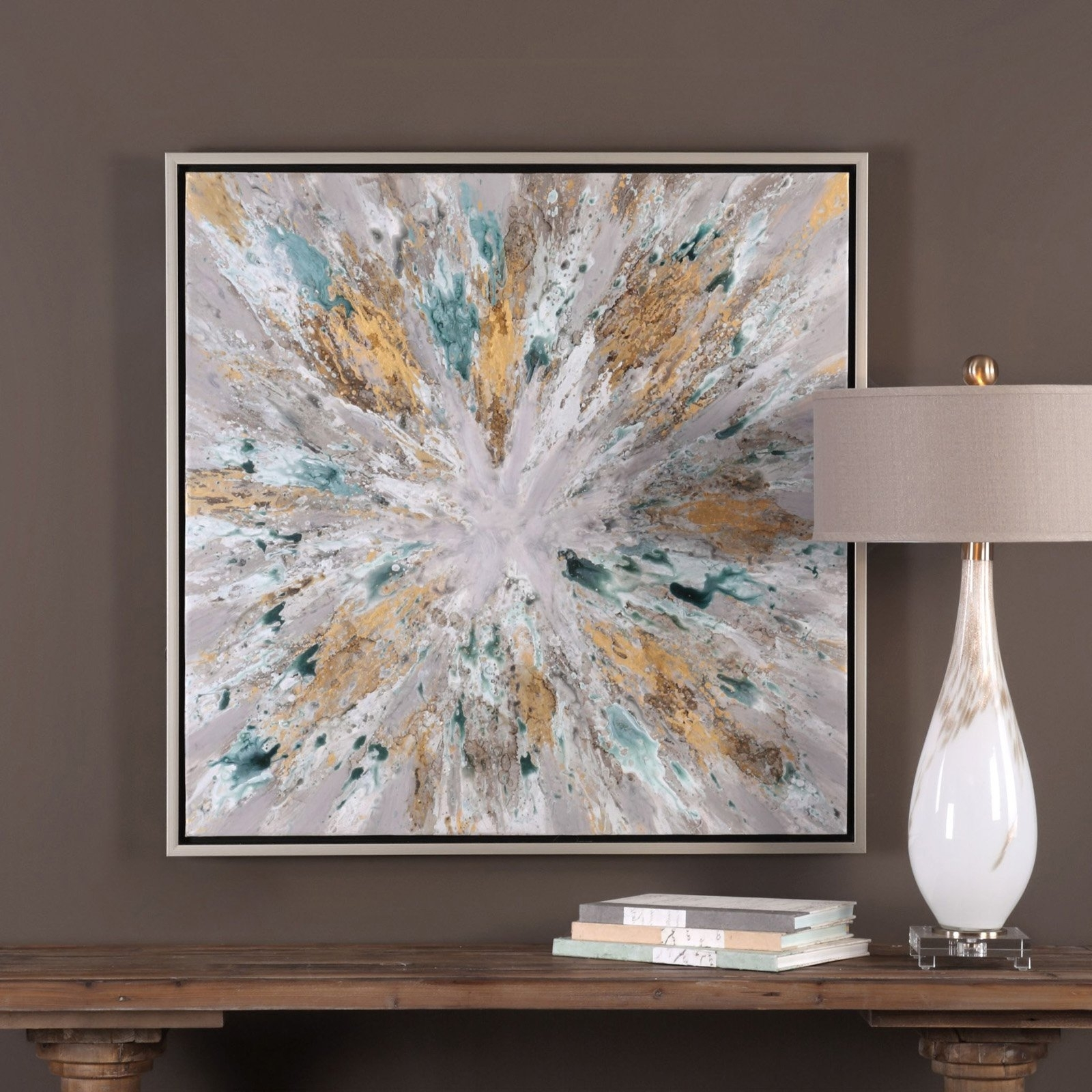 Most Up To Date Uttermost Wall Art With Regard To Uttermost Exploding Star Wall Art (View 13 of 20)
