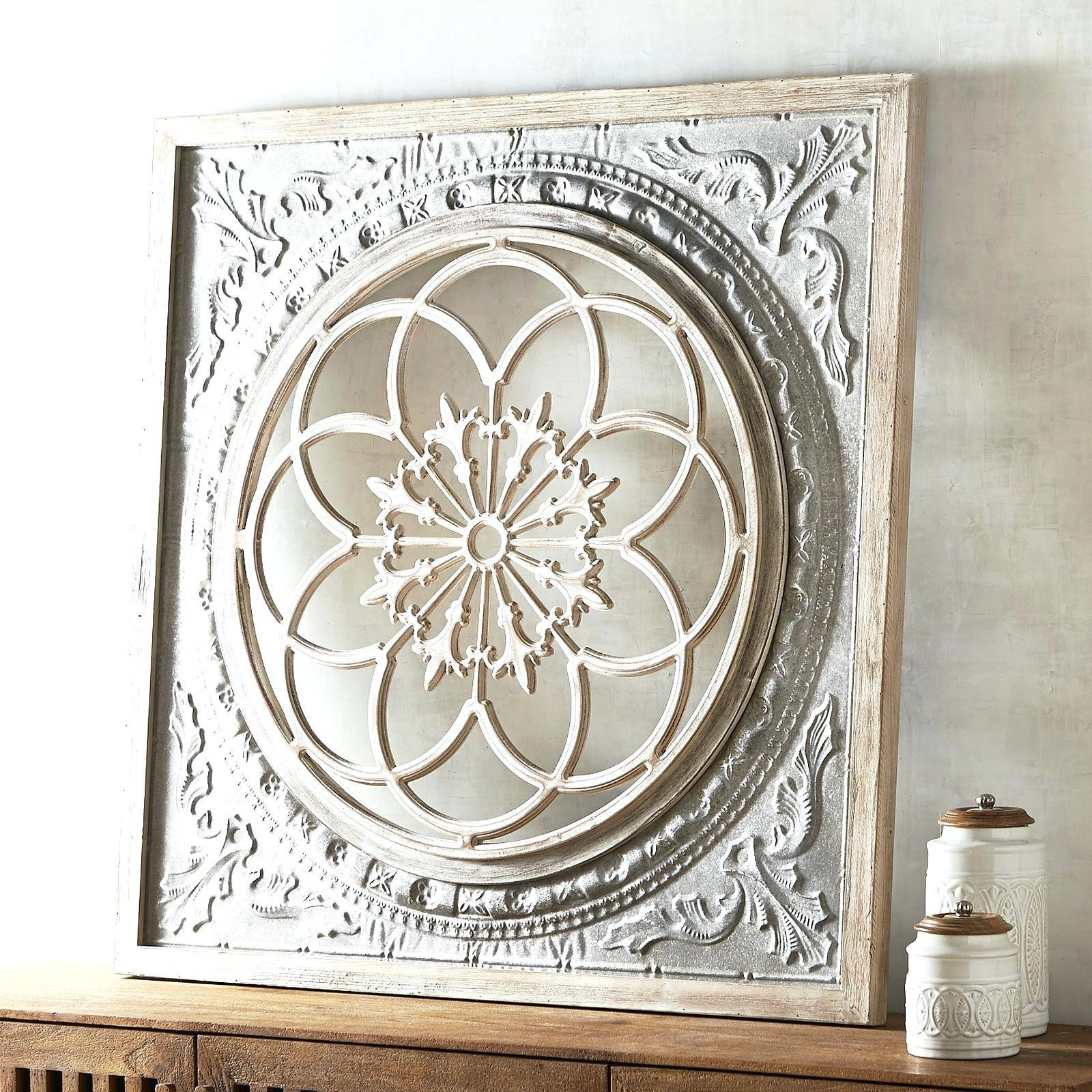 Newest Medallion Wall Art With Metal Wall Decor India Elegant 20 Collection Of Outdoor Medallion (View 5 of 20)